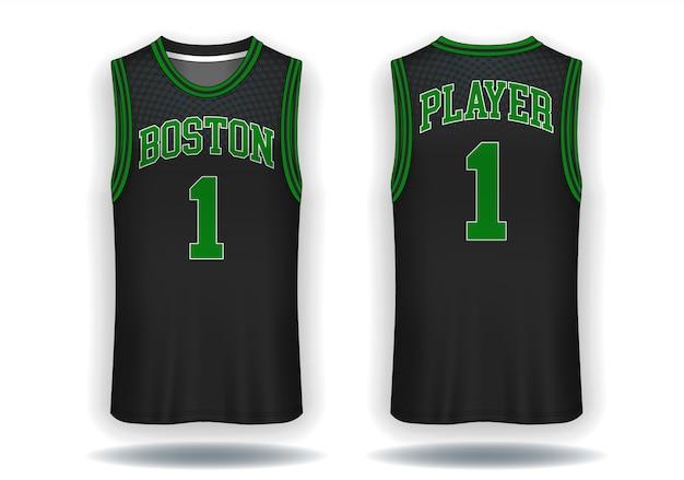 Camiseta de basquete