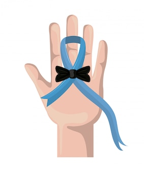 Campanha de câncer de próstata