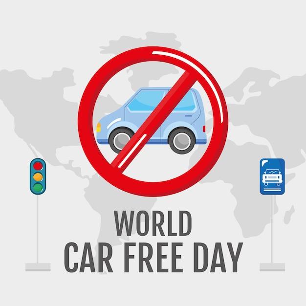 Campanha de dia sem carro