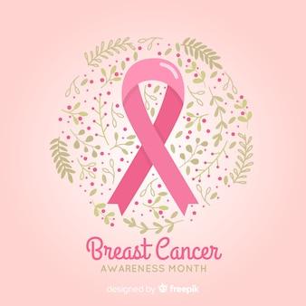 Campanha de outubro para conscientização do câncer de mama