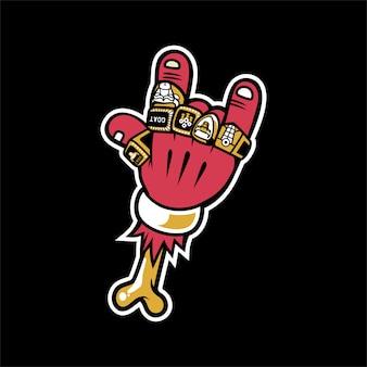 Campeões de dedo