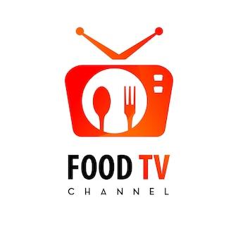 Canal de culinária, logotipo da tv de alimentos