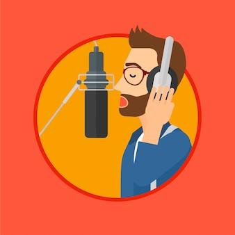 Canção de gravação do cantor.