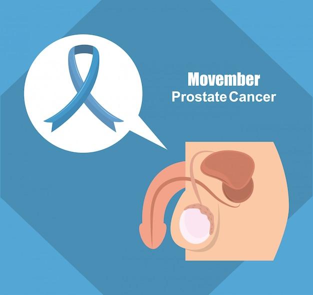 Câncer de próstata movember