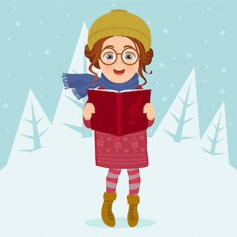 Cantar canções de natal
