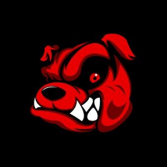 Cão da red bull