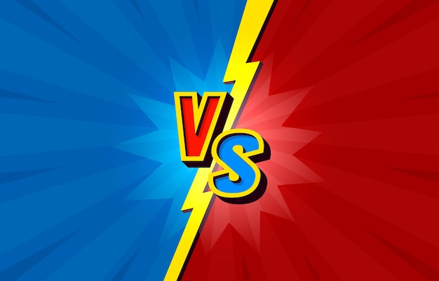 Capa do jogo versus
