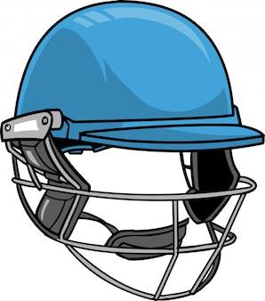 Capacete de críquete