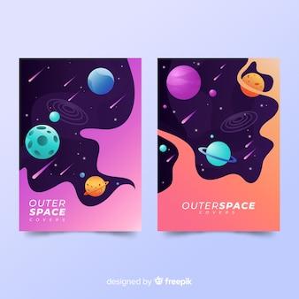 Capas de espaço exterior