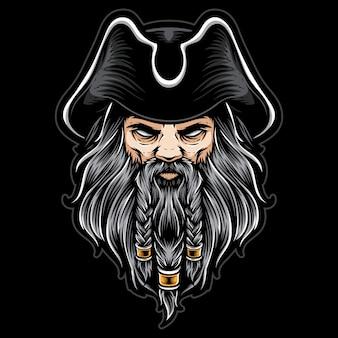 Capitão de piratas