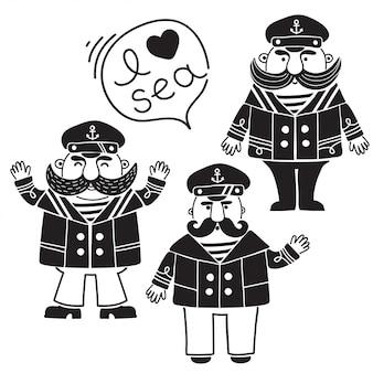 Capitão do mar