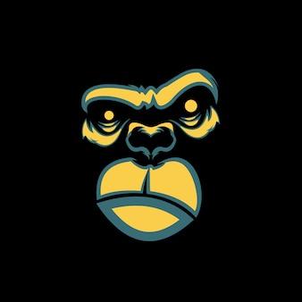 Cara de gorila