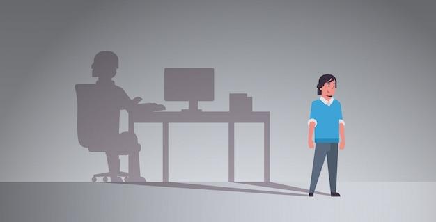 Cara sonhando em ser freelancer