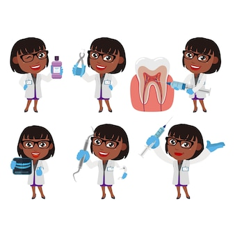 Caráter do dentista e conceito de atendimento odontológico
