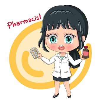 Caráter farmacêutico