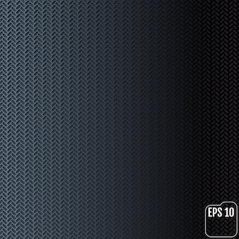 Carbono ou textura material moderno. ilustração vetorial