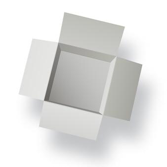 Cardbox aberto