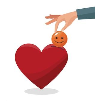 Caridade e amor