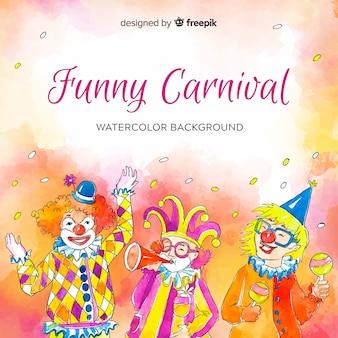 Carnaval engraçado
