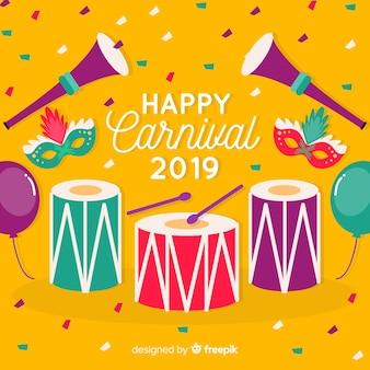 Carnaval feliz 2019