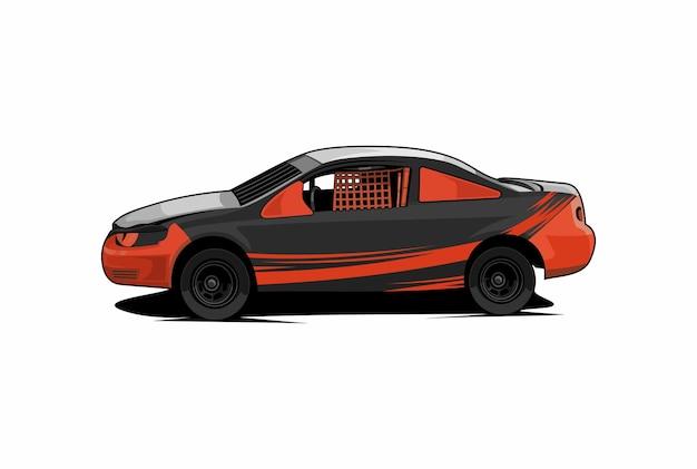 Carro de corrida de stock car