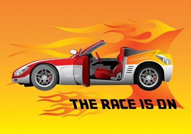 Carro de corrida