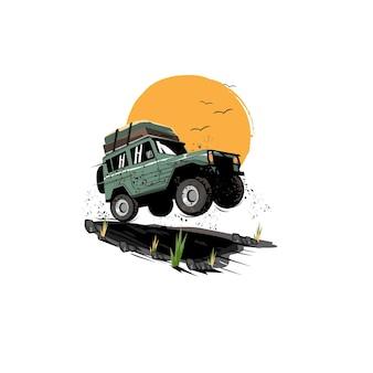 Carro de salto