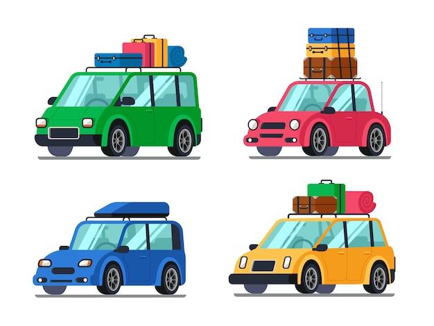 Carros de viagem