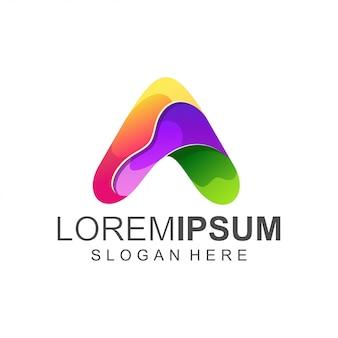 Carta de um logotipo