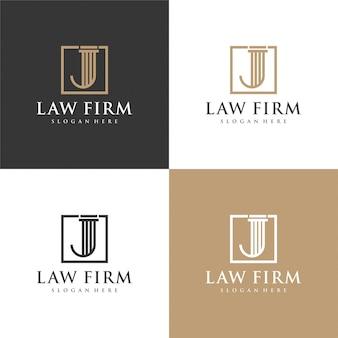 Carta j escritório de advocacia, escritório de advocacia, serviços de advocacia.