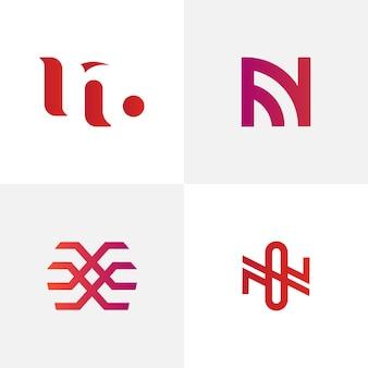 Carta logo template