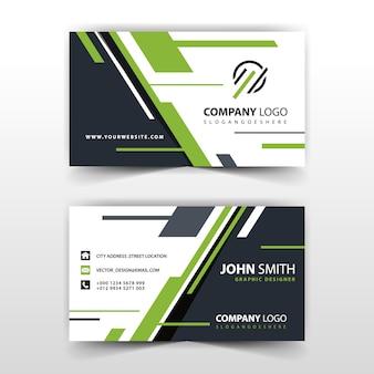 Cartão corporativo profissional