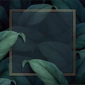 Cartão da natureza