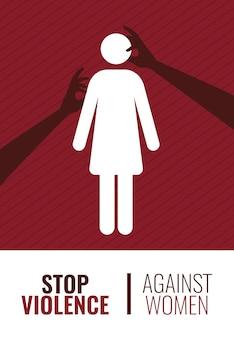 Cartão de agressão sexual