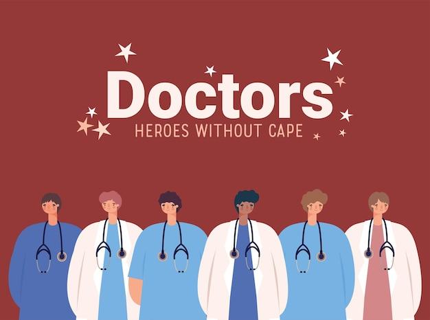 Cartão de bons médicos