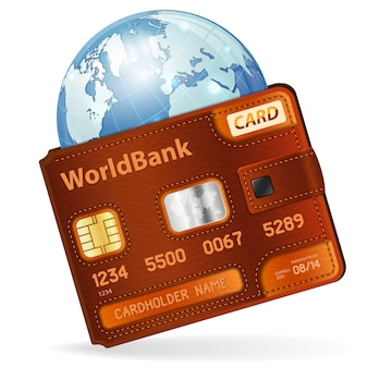 Cartão de crédito mundial