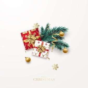 Cartão de felicitações de natal