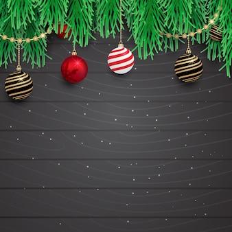 Cartão de natal, banner, cartaz, papel de parede