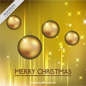 Cartão de natal prémio com brilhos