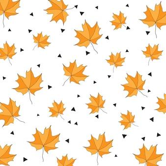 Cartão de outono