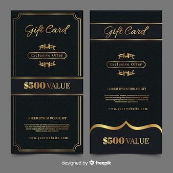 Cartão de presente de 300 $