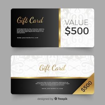 Cartão de presente de $ 500