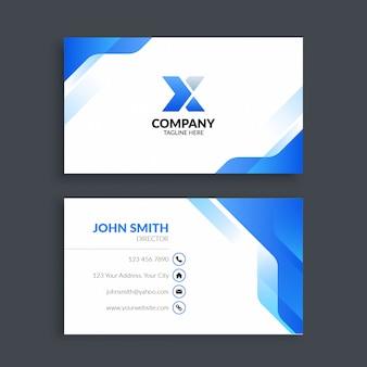 Cartão de visita corporativo criativo profissional