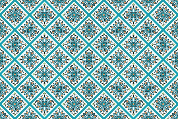Cartão de visitas. elementos decorativos vintage. cartões de visita florais ornamentais, padrão oriental, ilustração vetorial