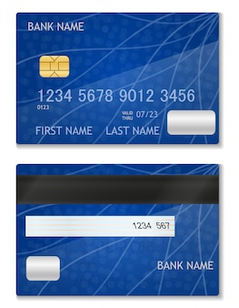 Cartão do banco