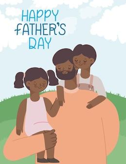 Cartão do dia do pai
