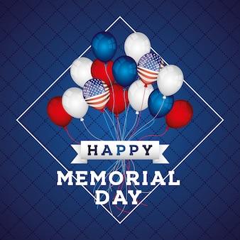 Cartão do dia memorial