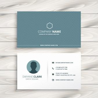 Cartão minimal
