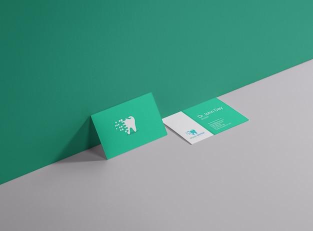 Cartão odontológico