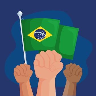 Cartão para brasileiro